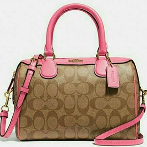 🌷NEW WITH TAGS●AUTHENTIC COACH BENNETT SATCHEL🌷